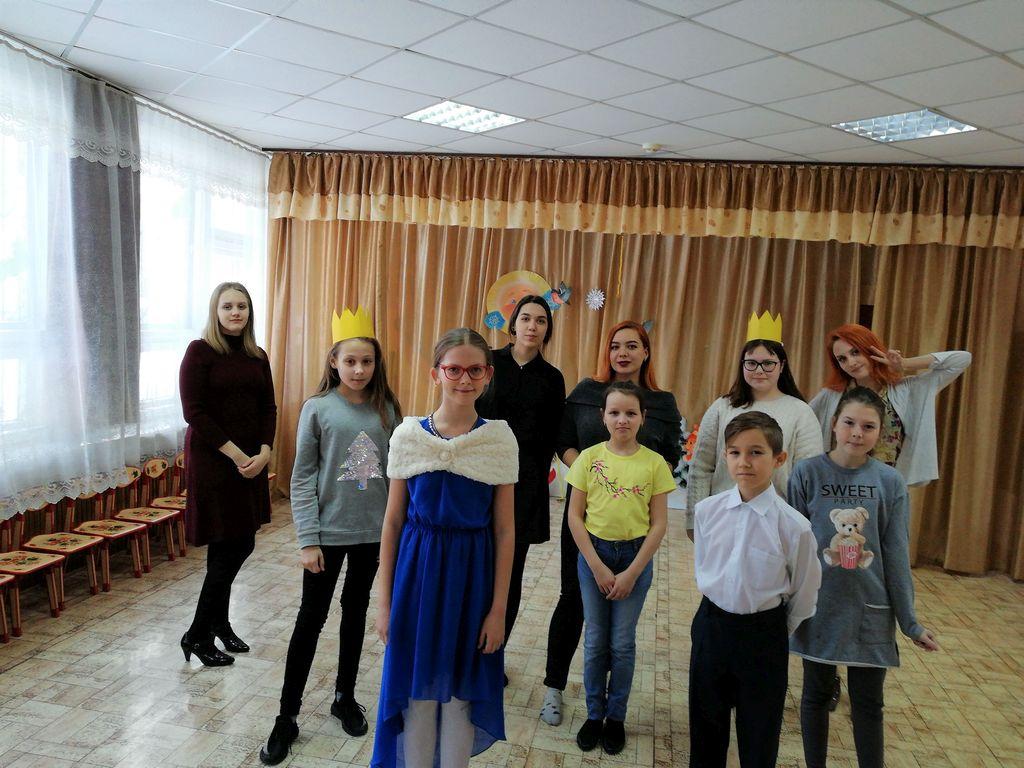 Концерты учащихся гимназии №131 и студентов ЛИИН