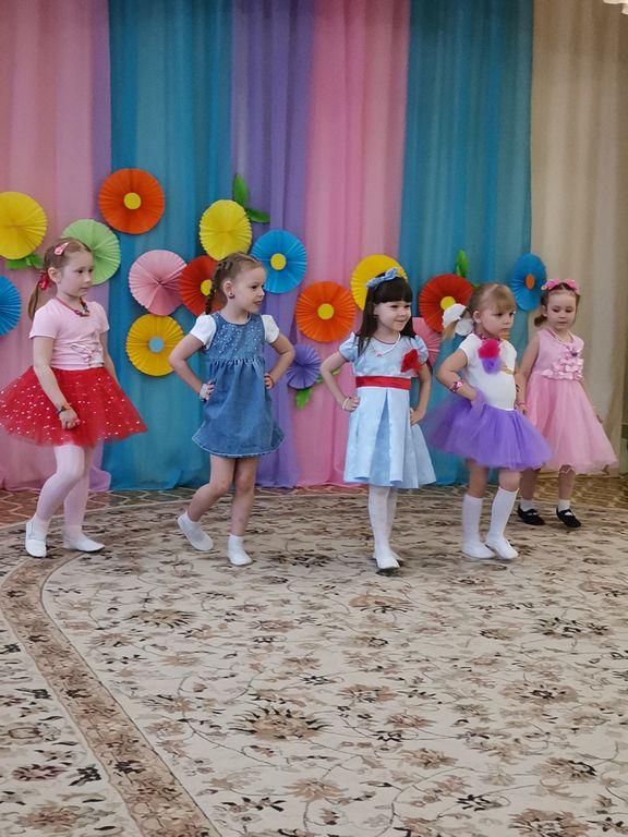 Благотворительные концерты в детском саду №154 «Улыбка»